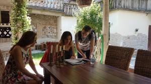 Pordenone - Casa Nicoletti, Valvasone - riprese di House hunters